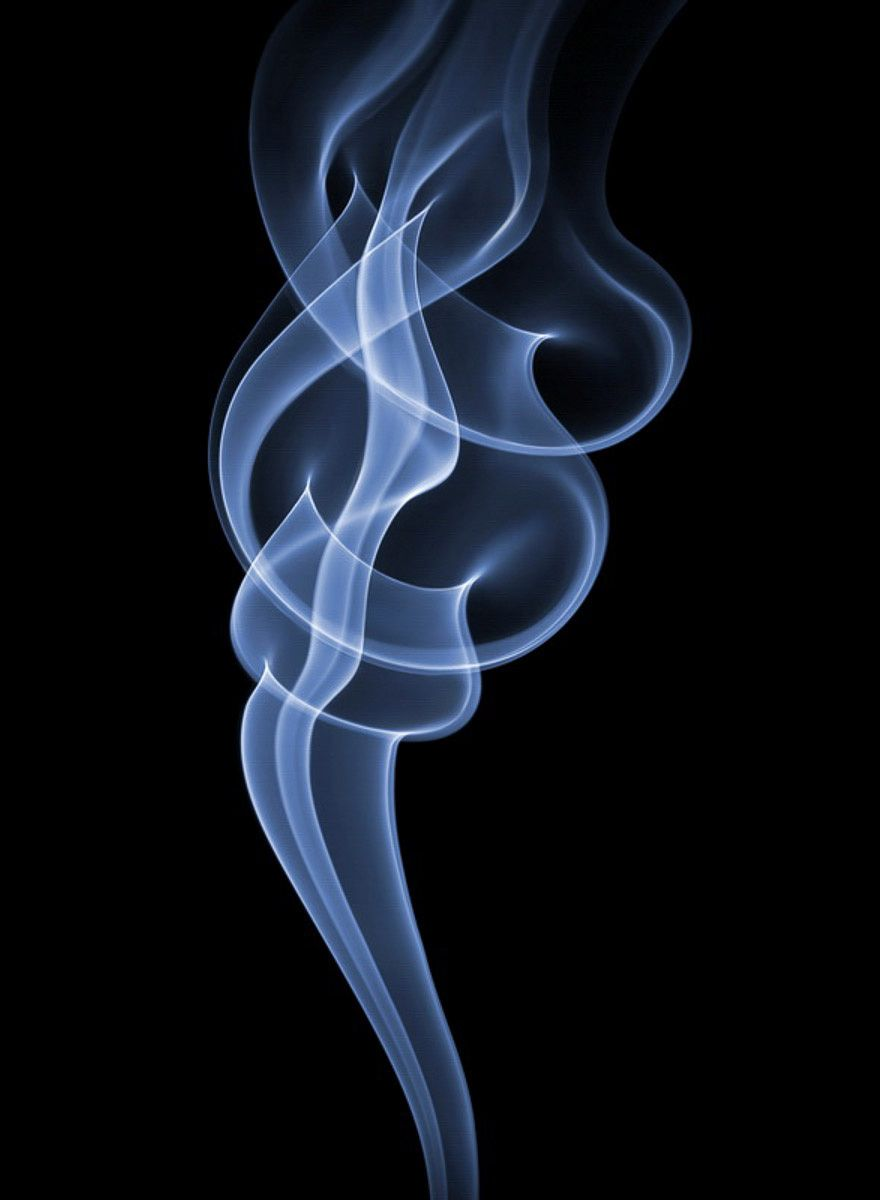 shapes of smoke