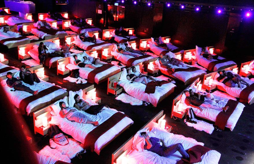 most beautiful cinemas