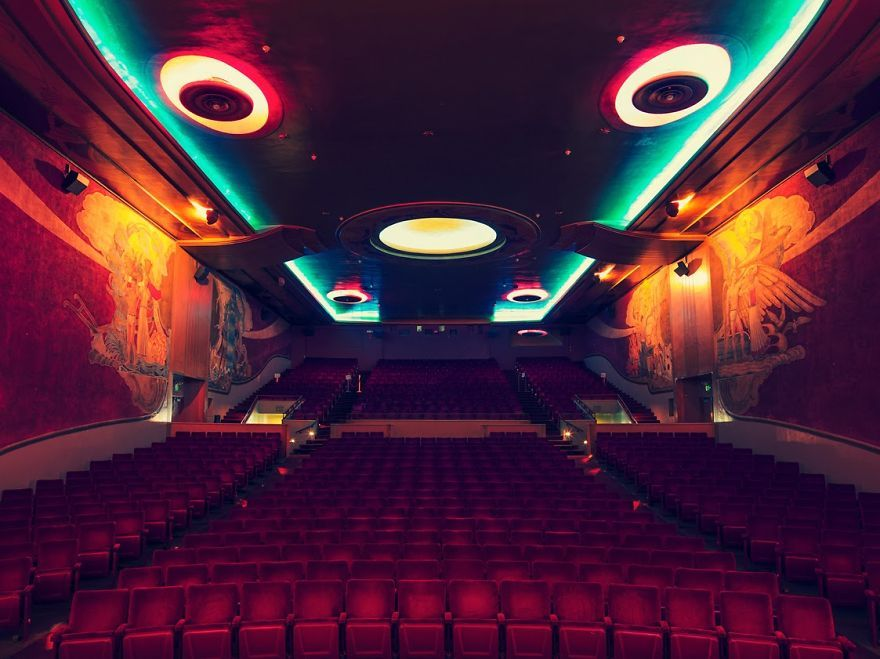 most beautiful movie theatres