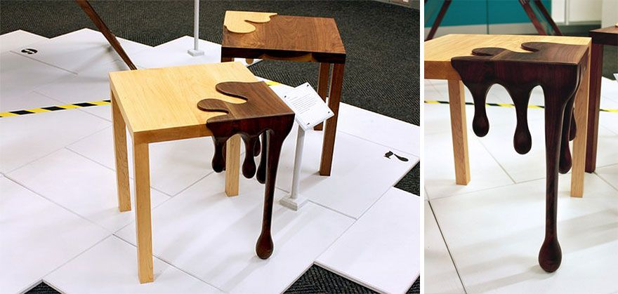 Designs of tables