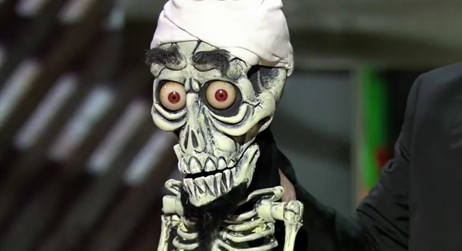 achmed the dead terrorist has a son jeff dunham controlled. Black Bedroom Furniture Sets. Home Design Ideas