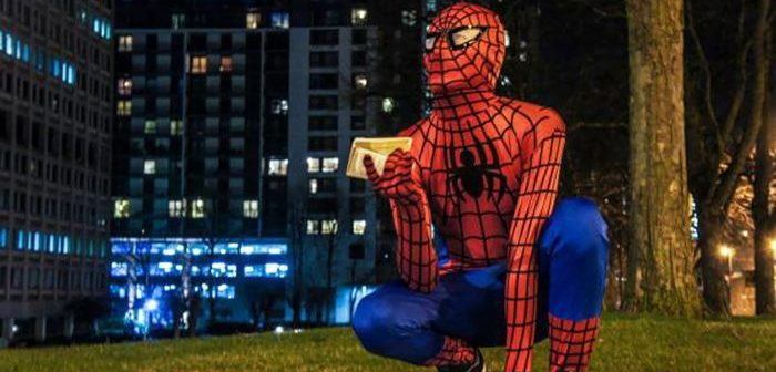 anonymous spiderman