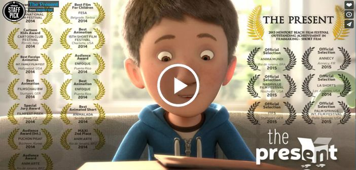 This Touching Short Film 'The Present' earned 59 Awards and a Job at Disney