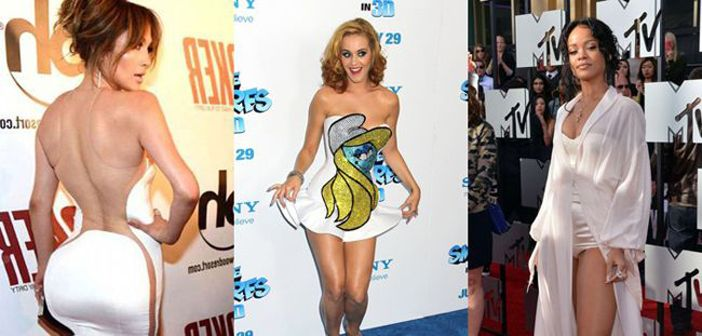 50 Unbelievable Fashion Choices of Hollywood