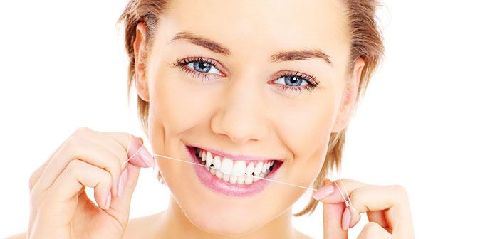 Keep Your Teeth: How to Develop the Habit of Flossing