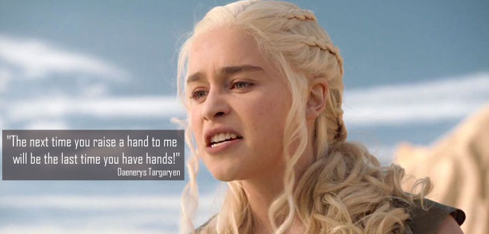 31 Most Powerful 'Game of Thrones' Dialogues that show the power of Words