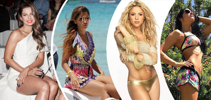 23 Most Gorgeous Football Player's WAGs