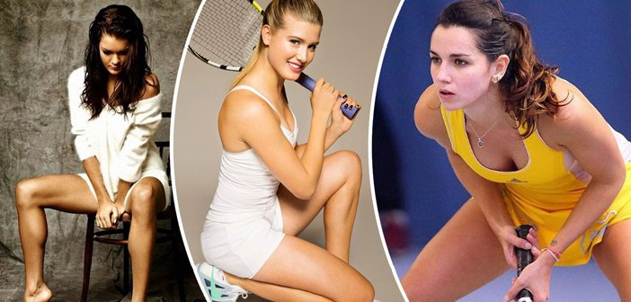 27 Most Attractive Female Tennis Players in 2018
