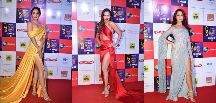 Zee Cine Awards 2019: Bollywood Divas who Graced the Red Carpet